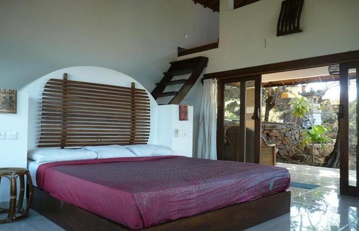 Wawa Wewe Rock Bali - Kamar