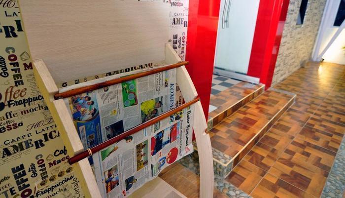 MGriya Guest House Purwokerto - koran