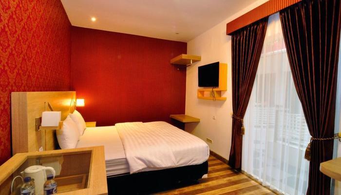 MGriya Guest House Purwokerto - deluxe room