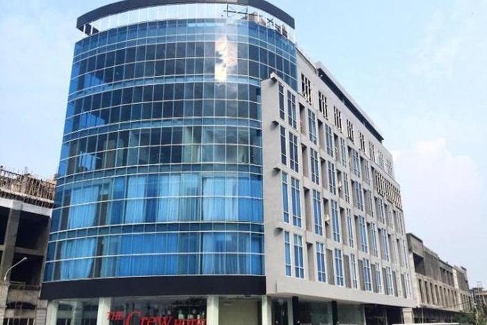 The Crew Hotel Kno Medan - Eksterior