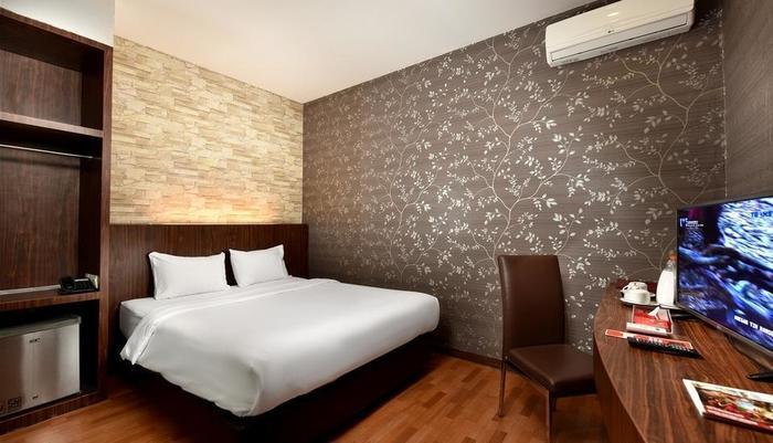The Crew Hotel Kno Medan - ukuran kelas ekonomi raja