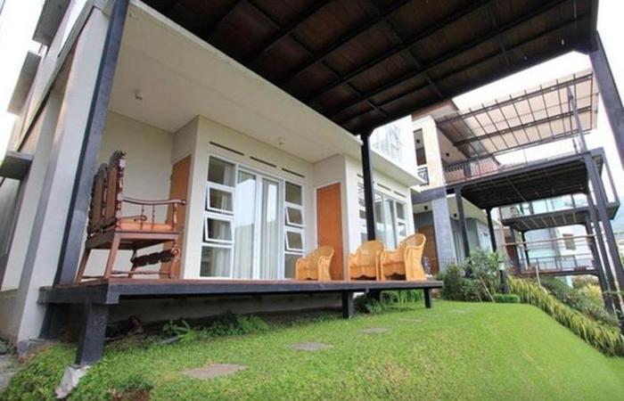Villa Dago Spring Hill Bandung Syariah Bandung - Eksterior
