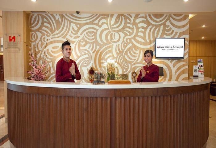 Arion Swiss Belhotel Kemang - Lobi