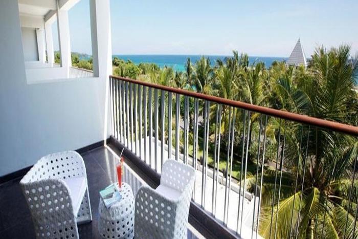 Klapa Resort Bali - Balkon