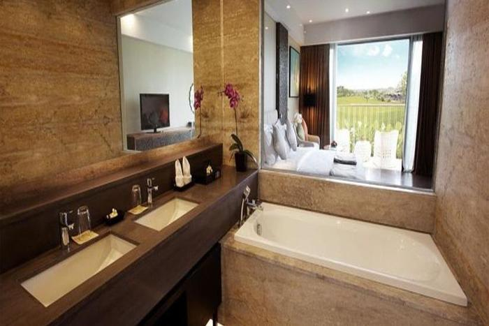 Lexington Klapa Resort Bali - Kamar mandi