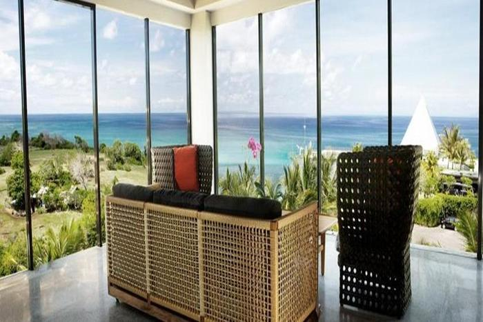 Lexington Klapa Resort Bali - Ruang tamu