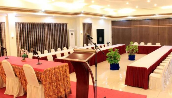Megaria Hotel Merauke Merauke - Ruang Rapat