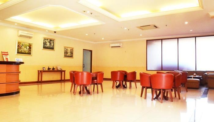 Newton Residence Jakarta - Lobi