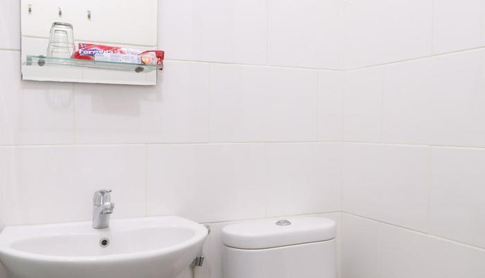 Newton Residence Jakarta - toilet