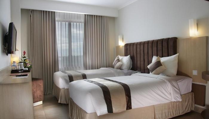 Quin Colombo Hotel Yogyakarta - Superior Twin