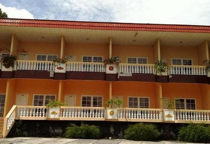 Parapat View Hotel Parapat - view