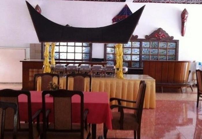 Parapat View Hotel Parapat - restauran