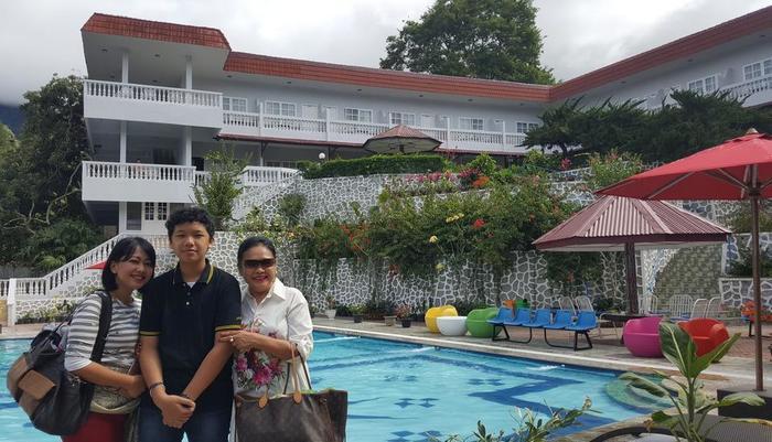 Parapat View Hotel Parapat - pemandangan area hotel
