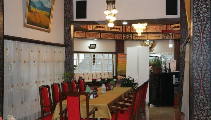Parapat View Hotel Parapat - restorant