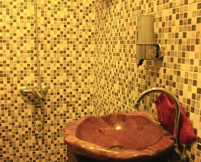 Javaretro Hotel Bandung - Kamar mandi