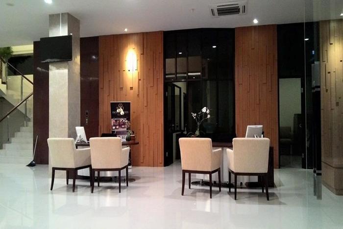 Hotel Safira Magelang - Resepsionis