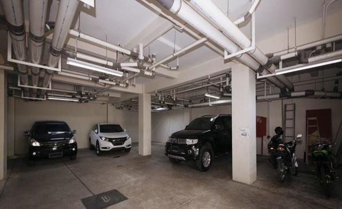 Amelia Guesthouse Jakarta - Parkir
