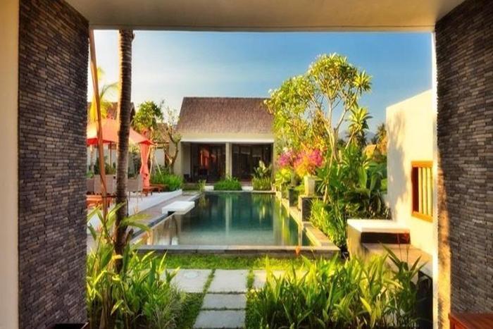 K2 Eco Boutique Lombok - Kolam Renang