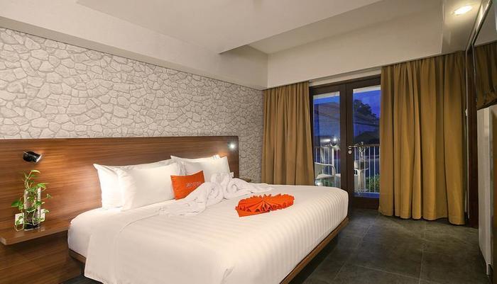 J4 Hotels Legian - Hanya Kamar Deluxe