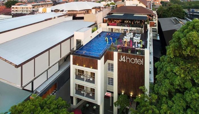 J4 Hotels Legian - Hotel Exterior
