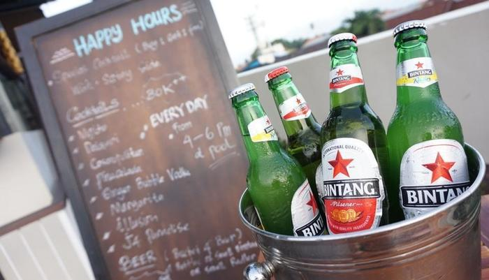 J4 Hotels Legian - Roof Top BAr