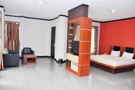 Grand Mutiara Hotel Berastagi - Kamar Suite