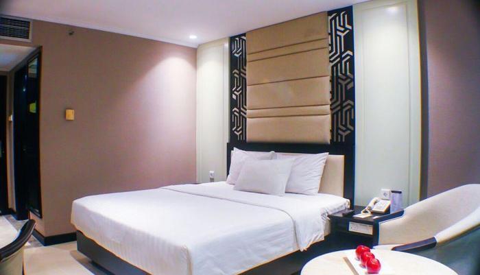 Grand Arkenso Park View Simpang Lima Semarang - deluxe king new