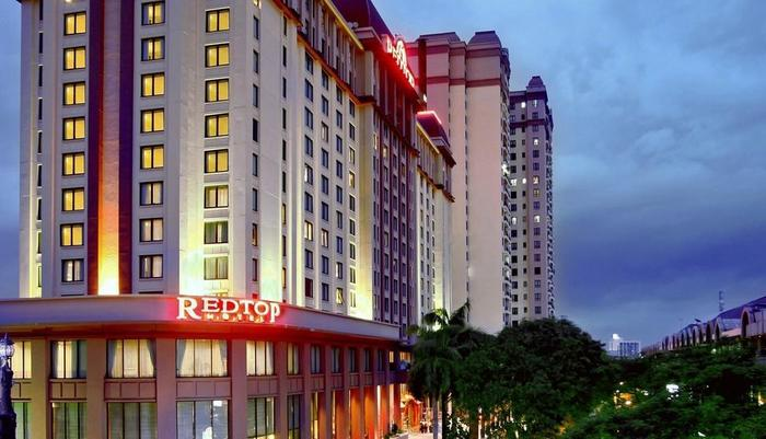 Redtop Hotel & Convention Center Jakarta - AAA