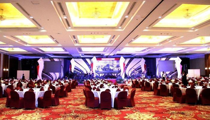 Redtop Hotel & Convention Center Jakarta - Ballroom