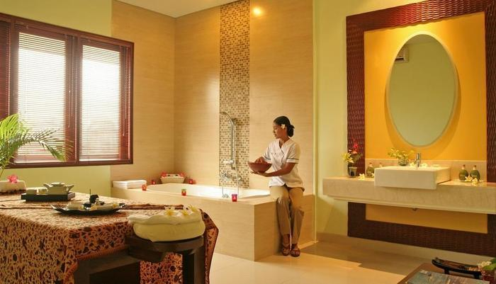 The Rani Hotel & Spa Bali - Pijat