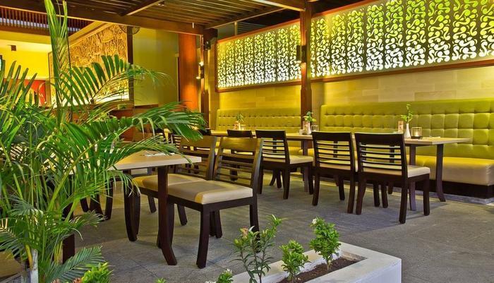 The Rani Hotel & Spa Bali - Restoran