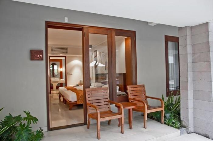 The Rani Hotel & Spa Bali - Teras