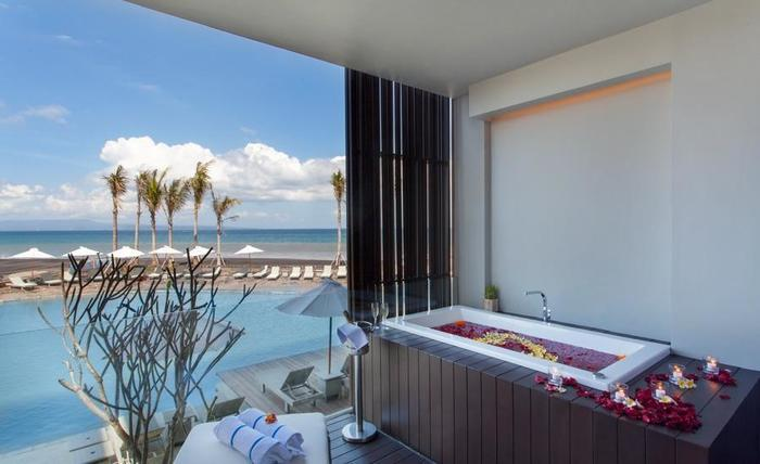 Wyndham Tamansari Jivva Resort Bali Bali - Jacuzzi Suite