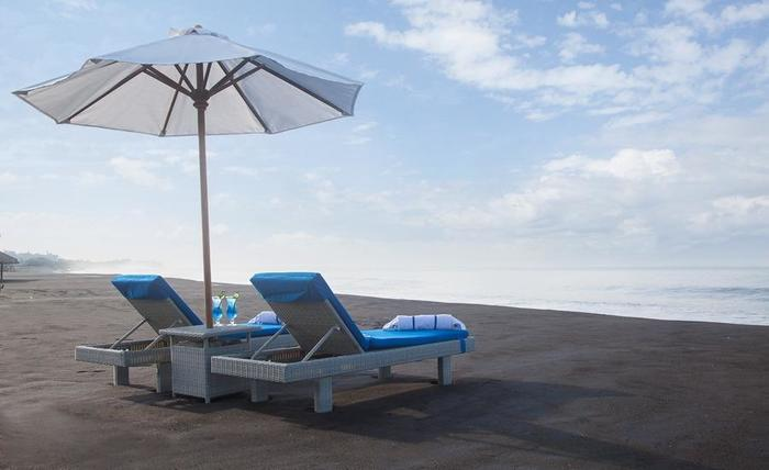 Wyndham Tamansari Jivva Resort Bali Bali - Beach