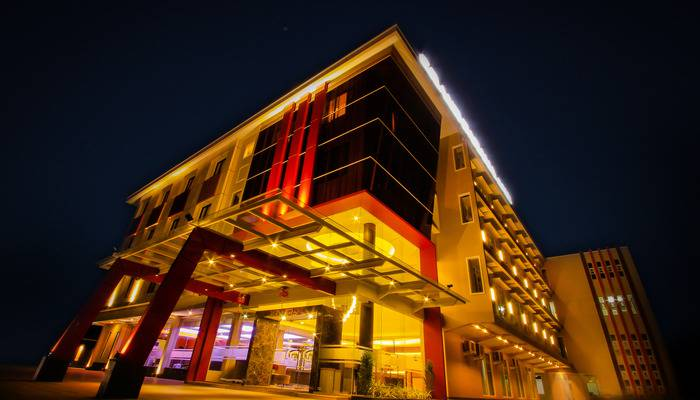 Grand Parama Hotel Berau - Penampilan