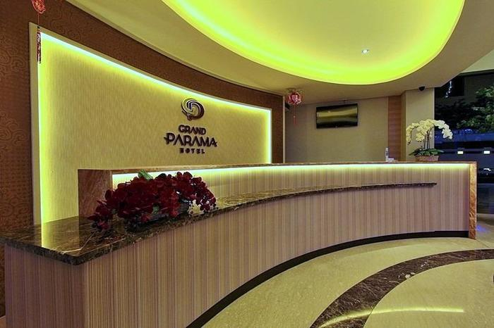 Grand Parama Hotel Berau - Lobi
