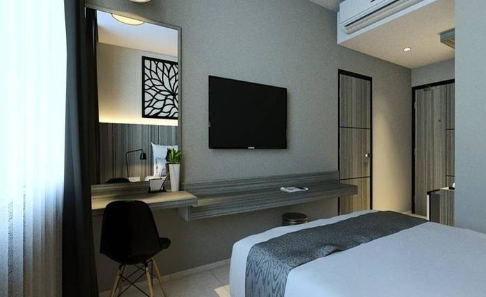 Sofyan Inn Hotel Unisi Yogyakarta Yogyakarta - Kamar tamu