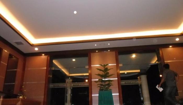 Cittic Hotel Batam - Pintu Masuk
