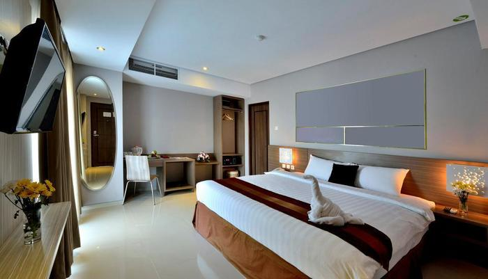 TOP Malioboro Hotel Yogyakarta - Kamar Junior Suite