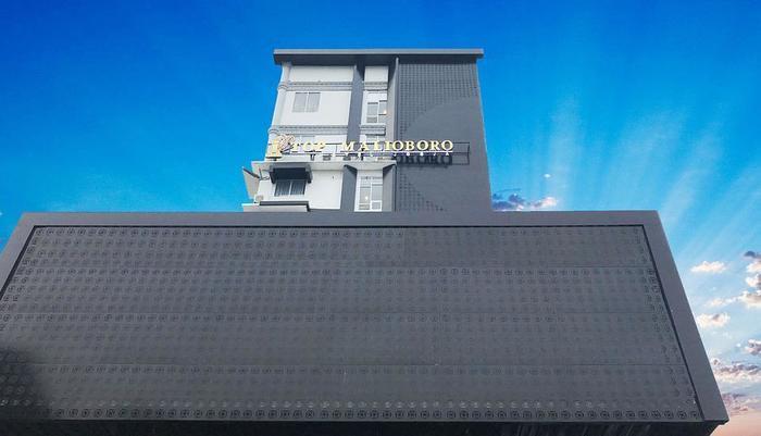 TOP Malioboro Hotel Yogyakarta - Building