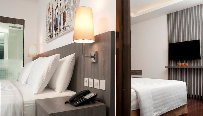 Aston Canggu Beach Resort Bali - Connecting Room