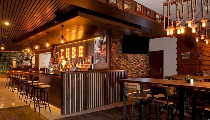 Aston Canggu Beach Resort Bali - Bar