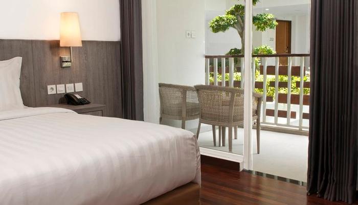 Aston Canggu Beach Resort Bali - Garden View Balcony