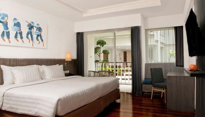 Aston Canggu Beach Resort Bali - Garden View Main Shoot