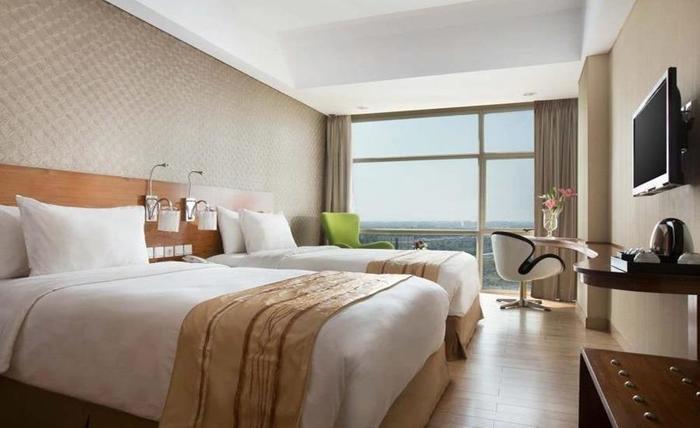 Hariston Hotel & Suites Jakarta - Kamar tamu