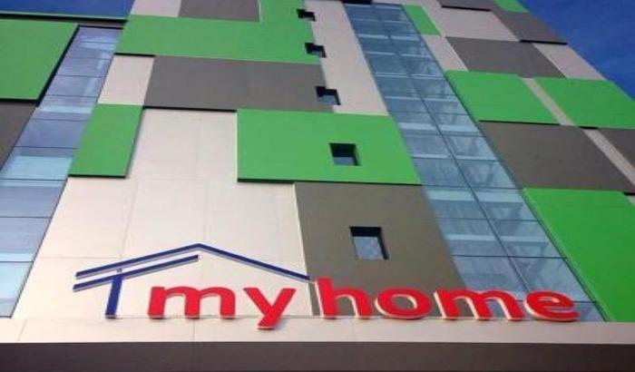 My Home Hotel Pontianak - Pemandangan