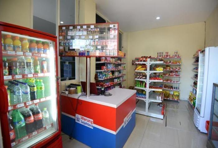 Oranje Gasthuis Siwalankerto Surabaya - Store