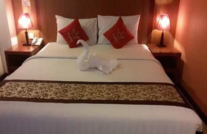 Hotel Radja Samarinda - Kamar Tamu