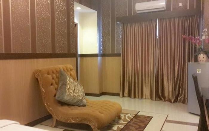 Hotel Radja Samarinda - Kamar
