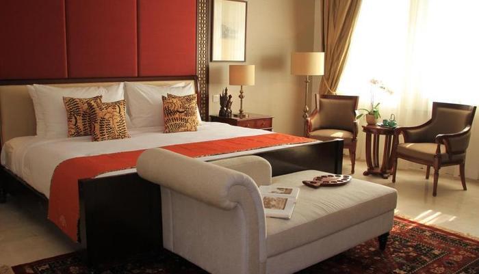 Hotel Ammi Cepu Blora - Kamar tamu
